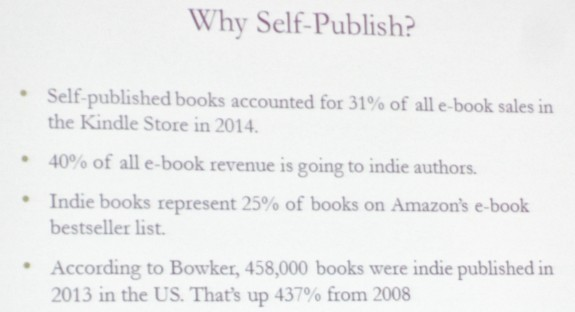 Why Self Publish?