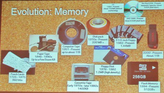Memory Evolution