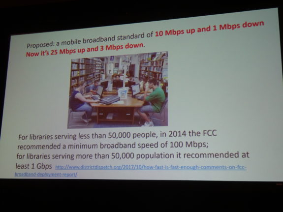 FCC library proposal