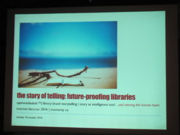 Future Proofing Libraries