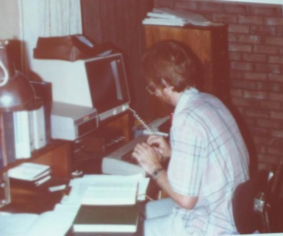 Marshall's Small Home Computer